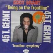 12inch Vinyl Single - Eddy Grant - Living On The Frontline