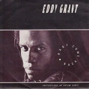 7inch Vinyl Single - Eddy Grant - Baby Come Back - Red Vinyl