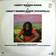 12inch Vinyl Single - Eddy Grant - I Don't Wanna Dance