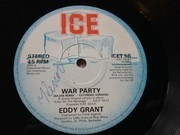 12inch Vinyl Single - Eddy Grant - War Party