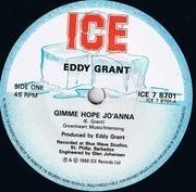 7'' - Eddy Grant - Gimme Hope Jo'Anna