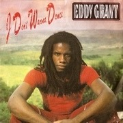 7'' - Eddy Grant - I Don't Wanna Dance - Picture sleeve
