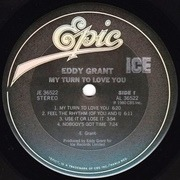 LP - Eddy Grant - My Turn To Love You