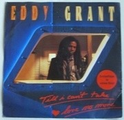 7'' - Eddy Grant - Till I Can't Take Love No More - Red Vinyl