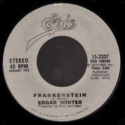 7'' - Edgar Winter - Frankenstein