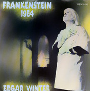 7'' - Edgar Winter - Frankenstein 1984