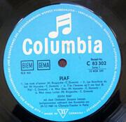 LP - Edith Piaf - Piaf