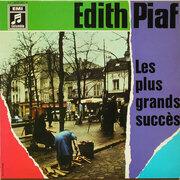 LP - Edith Piaf - Les Plus Grands Succès