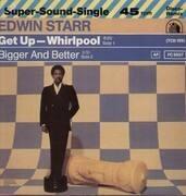 12'' - Edwin Starr - Get Up-Whirlpool