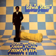 LP - Edwin Starr - Stronger Than You Think I Am - Still sealed