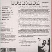LP - Edzayawa - Projection One - 180 Gram Vinyl