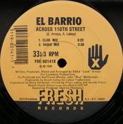 12'' - El Barrio - Across 110th Street