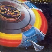 Double LP - Electric Light Orchestra - Out Of The Blue - POSTER