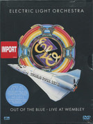 DVD - Electric Light Orchestra - Out Of The Blue - Live At Wembley - Slipcase / Still Sealed