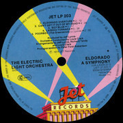 LP - Electric Light Orchestra - Eldorado - A Symphony By The Electric Light Orchestra