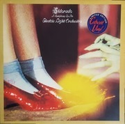 LP - Electric Light Orchestra - Eldorado - A Symphony By The Electric Light Orchestra - Yellow