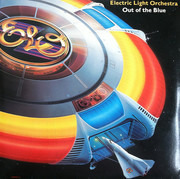 Double LP - Electric Light Orchestra - Out Of The Blue - Terre Haute Pressing