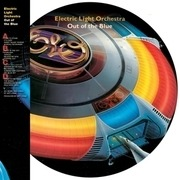 Double LP & MP3 - Electric Light Orchestra - Out of the Blue - REMASTERED FROM ORIGINAL MASTER TAPES