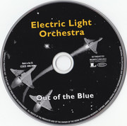 CD - Electric Light Orchestra - Out Of The Blue