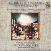 7inch Vinyl Single - Electric Light Orchestra - Secret Messages