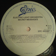 LP - Electric Light Orchestra - Secret Messages