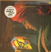 LP - Electric Light Orchestra - Discovery - Gatefold Original