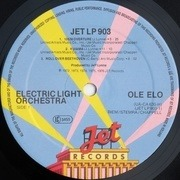 LP - Electric Light Orchestra - Olé ELO