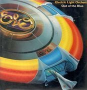 Double LP - Electric Light Orchestra - Out Of The Blue - complete