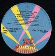 Double LP - Electric Light Orchestra - Out Of The Blue - +poster