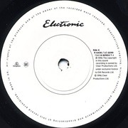 7'' - Electronic - Forbidden City