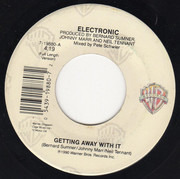 7inch Vinyl Single - Electronic - Getting Away With It...
