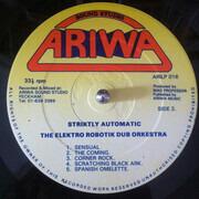 LP - Elektro Robotik Dub Orkestra - Strictly Automatik