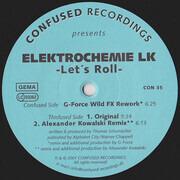 12inch Vinyl Single - Elektrochemie LK - Let's Roll