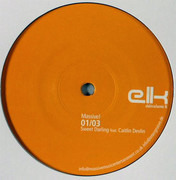 12inch Vinyl Single - Elektrochemie LK - Till The End / Sweet Darling