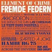 CD - Element of Crime - Fremde Federn