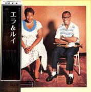 LP-Box - Ella Fitzgerald And Louis Armstrong - Ella And Louis - Mono Box