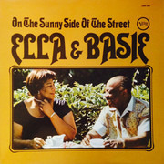 LP - Ella Fitzgerald & Count Basie - On The Sunny Side Of The Street - Still Sealed