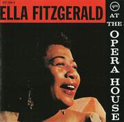 CD - Ella Fitzgerald - Ella Fitzgerald At The Opera House