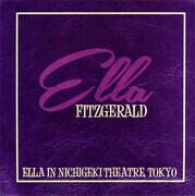 LP - Ella Fitzgerald - Ella In Nichigeki Theatre, Tokyo