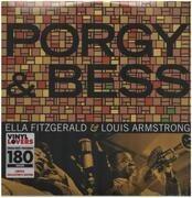 Double LP - Ella Fitzgerald & Louis Armstrong - Porgy & Bess - 180g