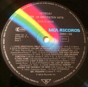 LP - Ella Fitzgerald & Louis Armstrong - Hit-Boat (Ihre 20 Größten Hits)