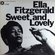 10'' - Ella Fitzgerald - Sweet And Lovely