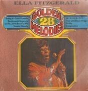 LP - Ella Fitzgerald - 28 Golden Melodies