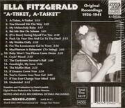 CD - Ella Fitzgerald - A-Tisket, A-Tasket