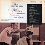 LP - Ella Fitzgerald - Ella Fitzgerald Sings The George And Ira Gershwin Song Book (Volume Two)
