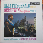 LP - Ella Fitzgerald - Ella Fitzgerald Sings The Gershwin Song Book Vol. 2