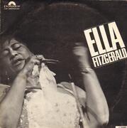10'' - Ella Fitzgerald - Ella Fitzgerald - club sonderauflage