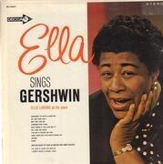 LP - Ella Fitzgerald - Ella Sings Gershwin