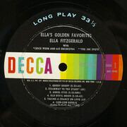 LP - Ella Fitzgerald - Ella's Golden Favorites