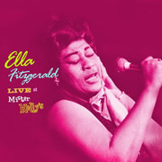 Double CD - Ella Fitzgerald - Live At Mister Kelly's